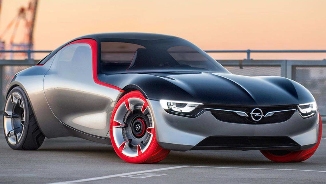 Latest Holden Built Opel Gt Wows Geneva Car News Carsguide Free Download