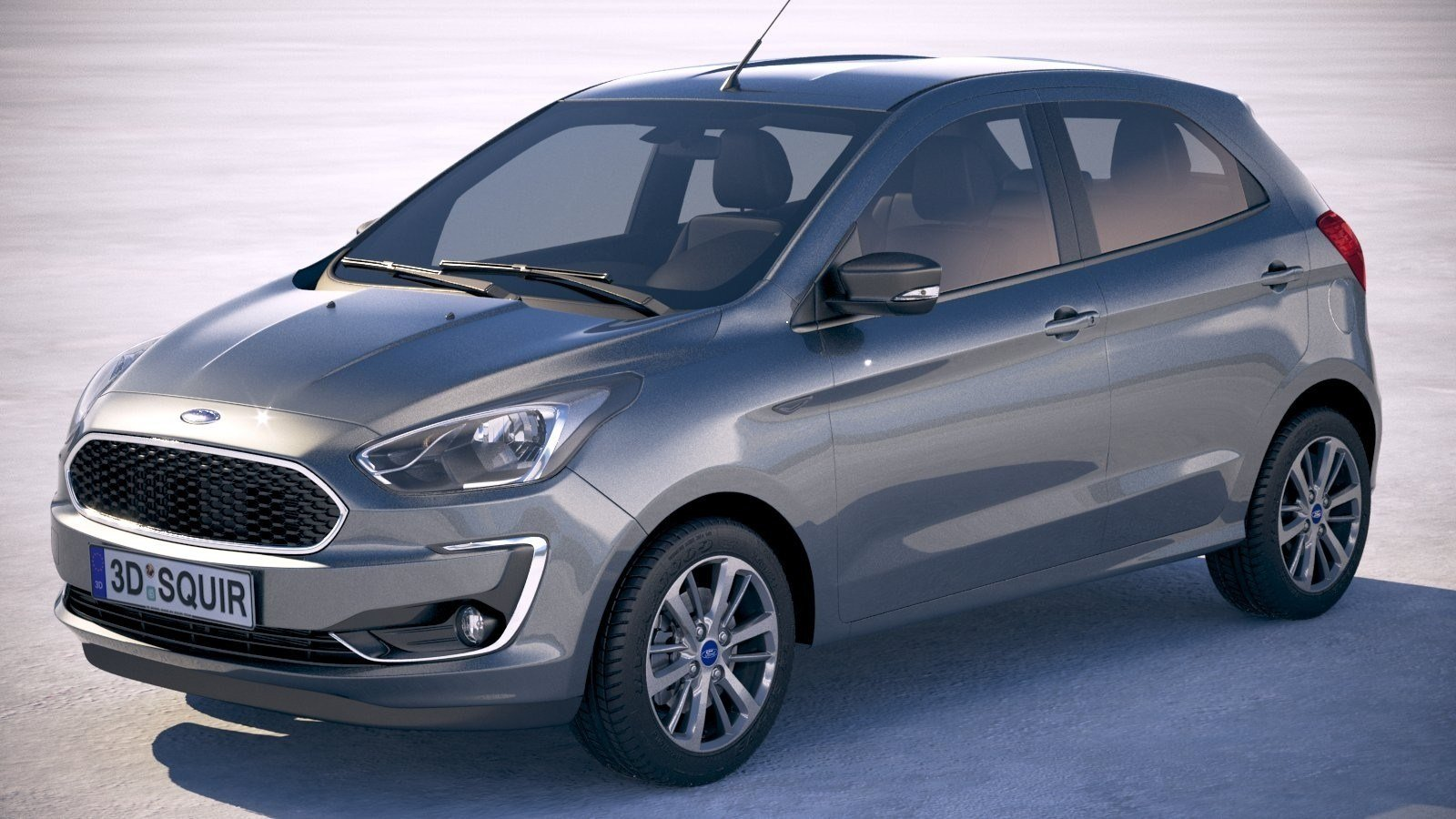 Latest Ford Ka Plus 2019 Free Download