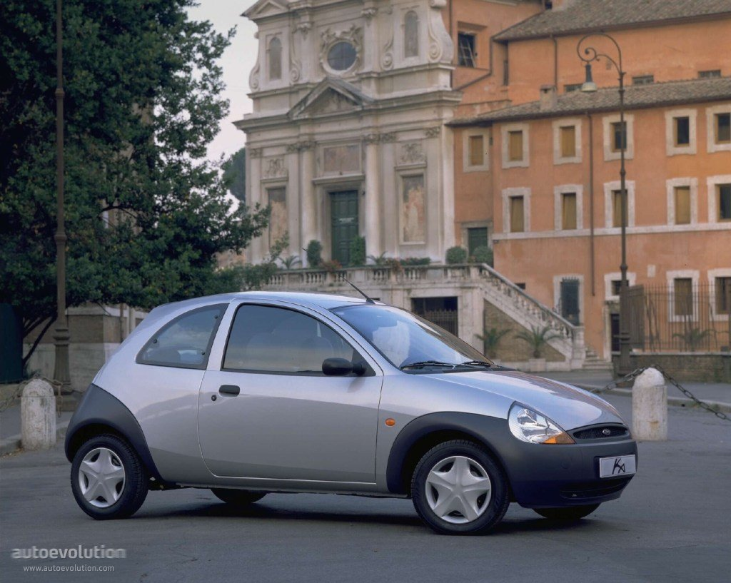 Latest Ford Ka Specs 1997 1998 1999 2000 2001 2002 2003 Free Download
