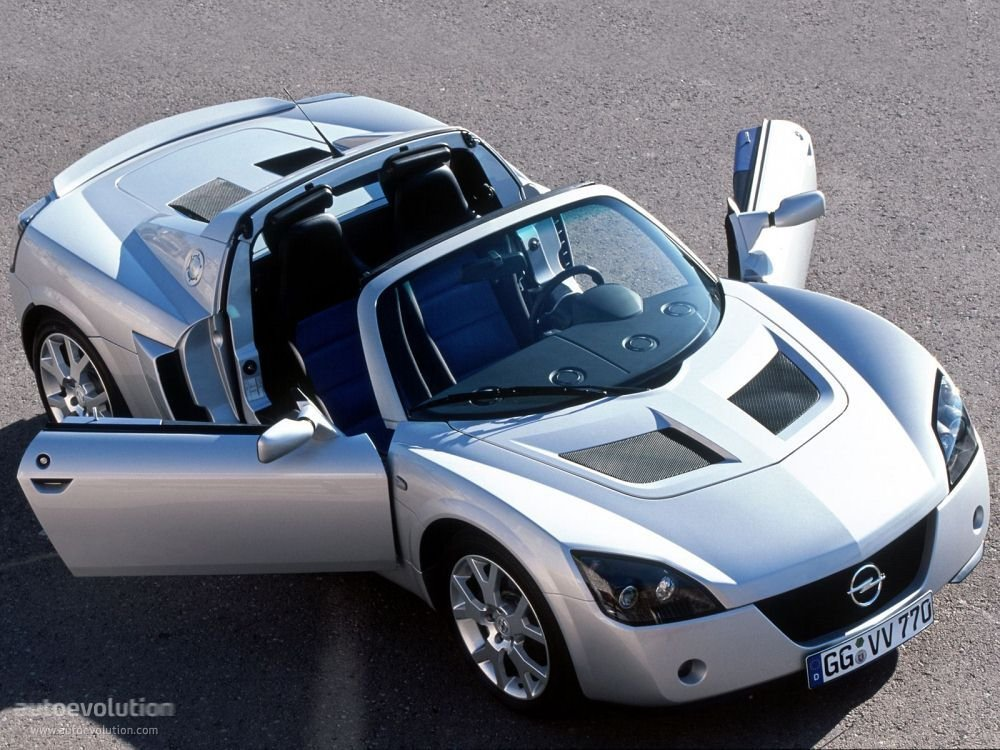 Latest Opel Speedster Specs Photos 2001 2002 2003 2004 Free Download
