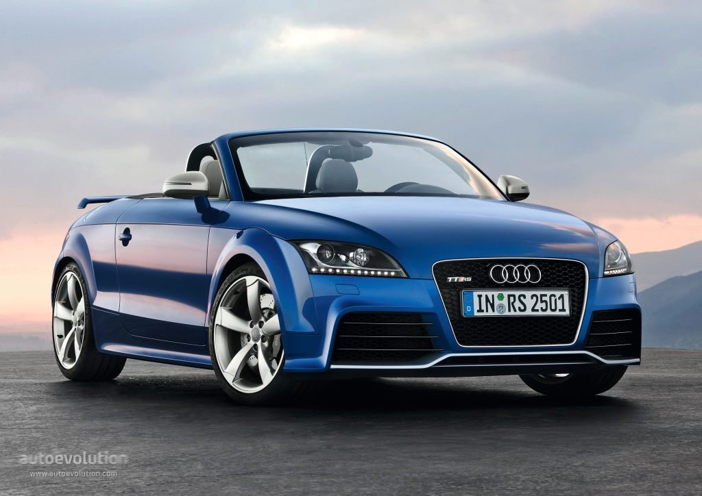 Latest Audi Tt Rs Plus Roadster Specs Photos 2013 2014 Free Download