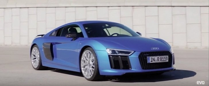 Latest 2016 Audi R8 V10 Plus Review Says It S A Real Exotic Car Free Download