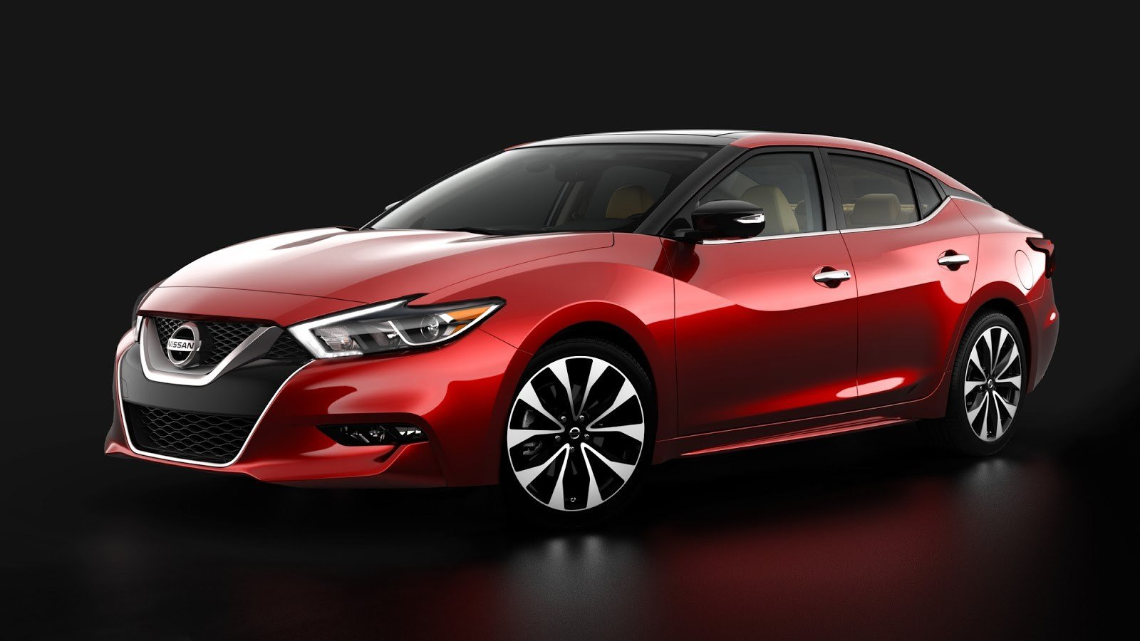 Latest 2016 Nissan Maxima First Photos Released Ahead Of New York Free Download