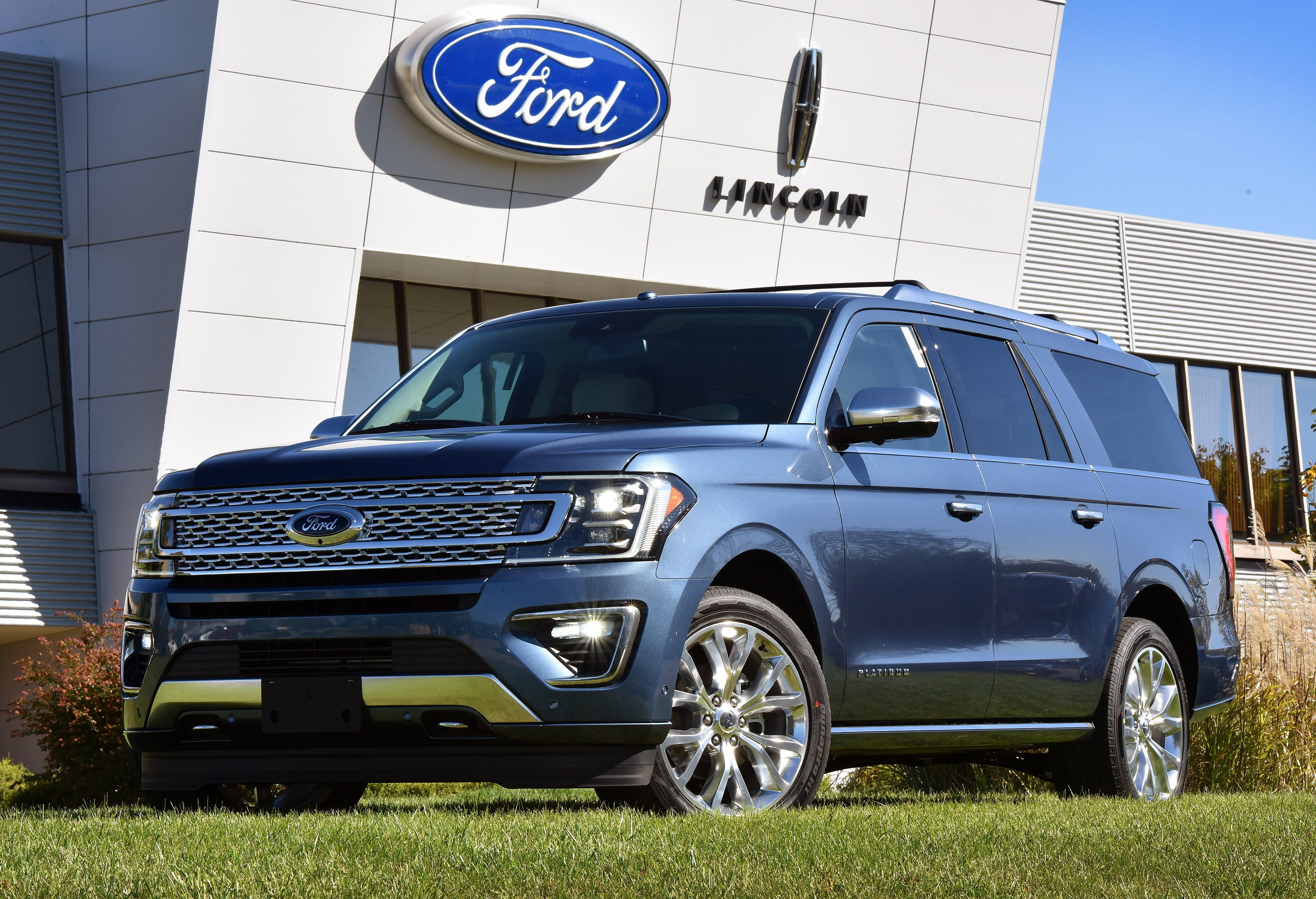 Latest 2018 Ford Expedition Starts Production At Kentucky Truck Free Download Original 1024 x 768