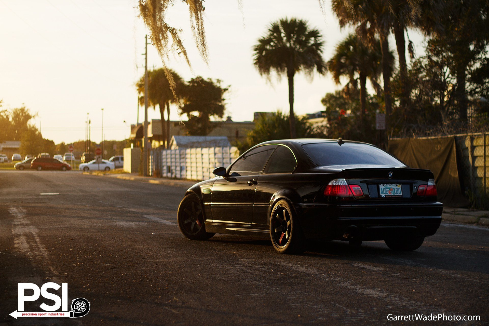 Latest Black On Black Bmw E46 M3 From Psi Has 520 Hp Autoevolution Free Download