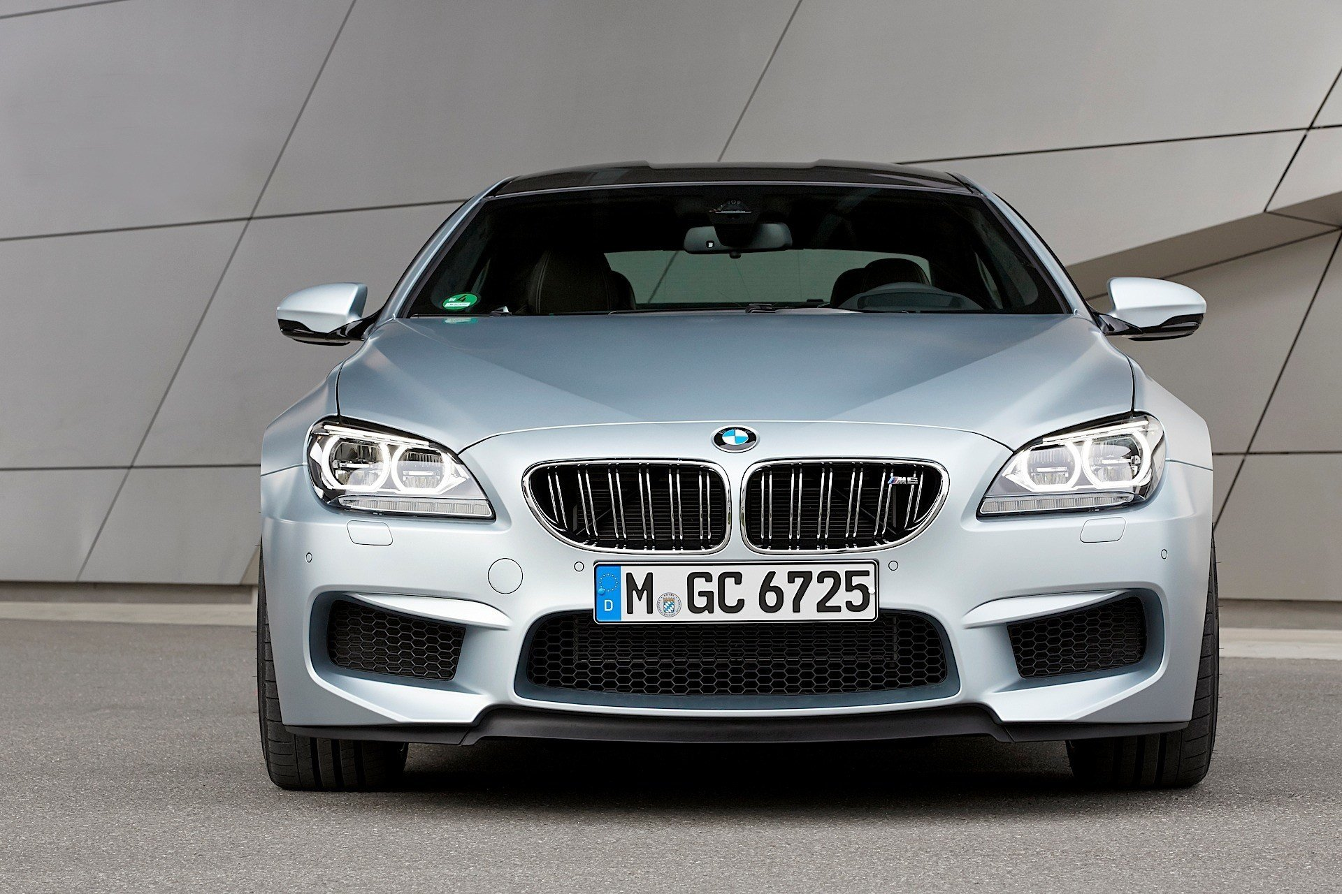 Latest Bmw Releases New Photos Of The M6 Gran Coupe Autoevolution Free Download
