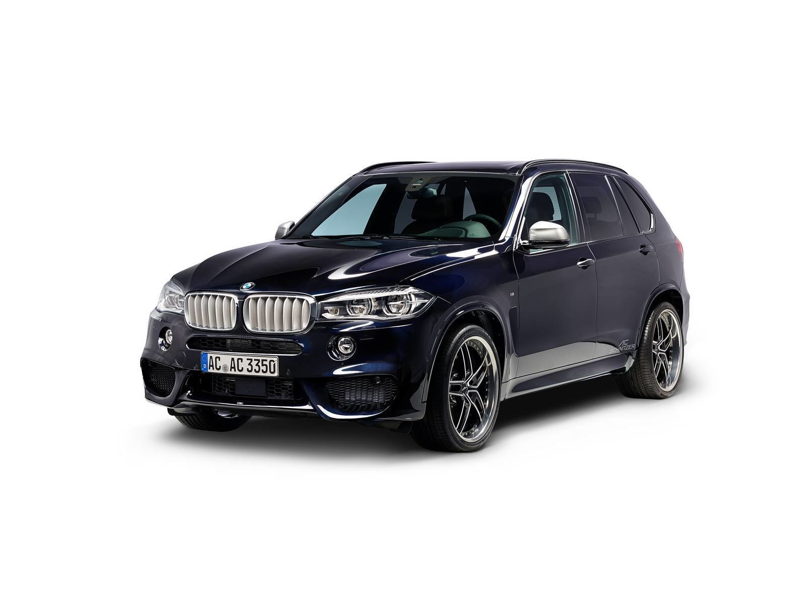 Latest Bmw X5 M50D By Ac Schnitzer Unveiled Online Autoevolution Free Download