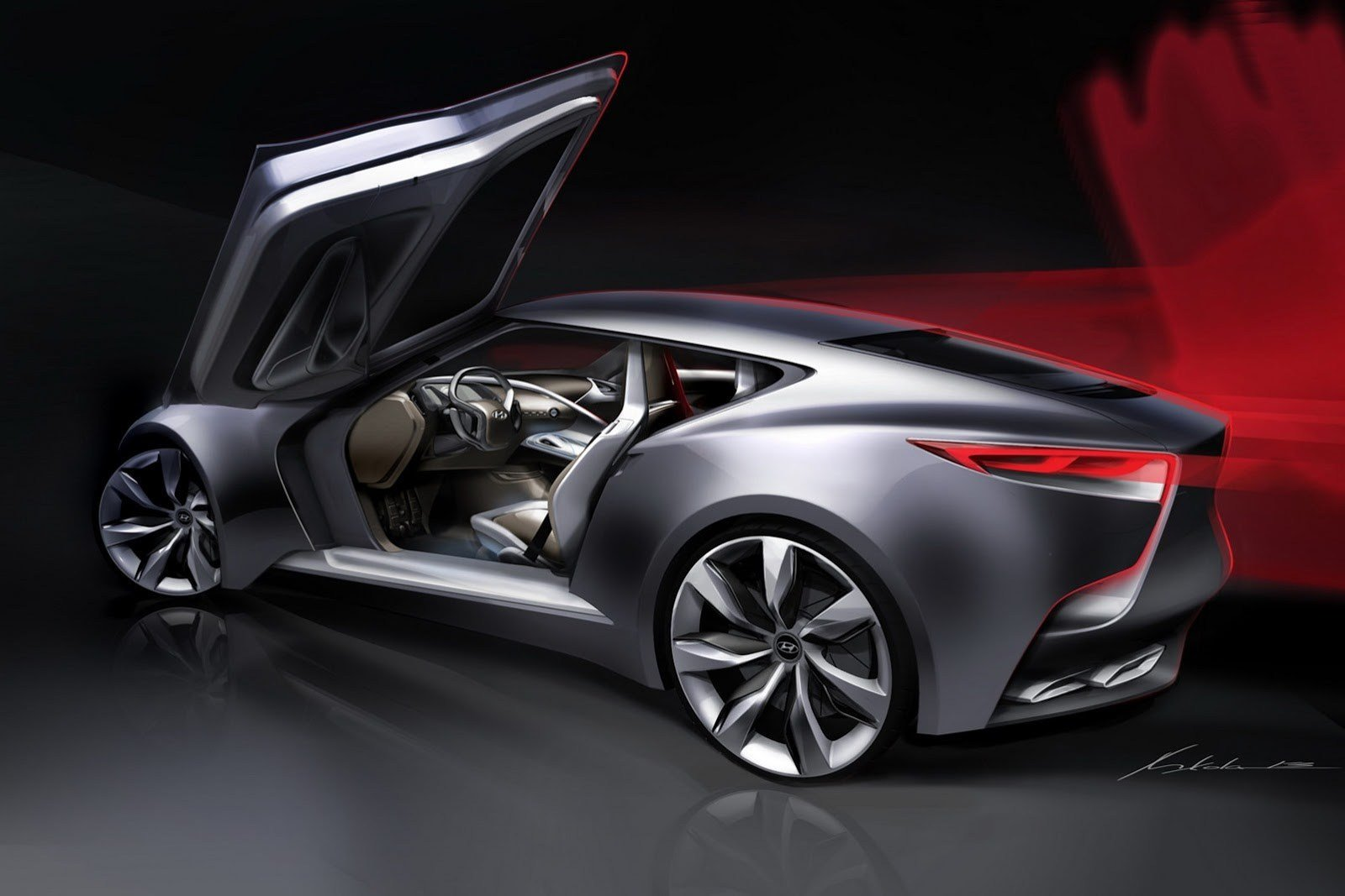 Latest 2017 Hyundai Genesis Coupe Could Have 480 Hp As N Free Download