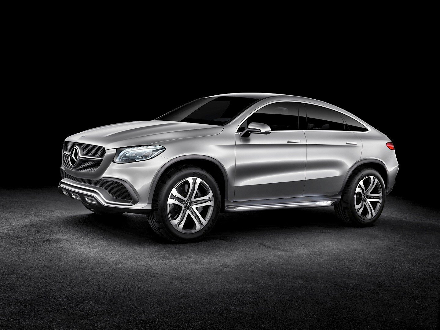 Latest Mercedes Benz Concept Coupe Suv Officially Revealed Free Download