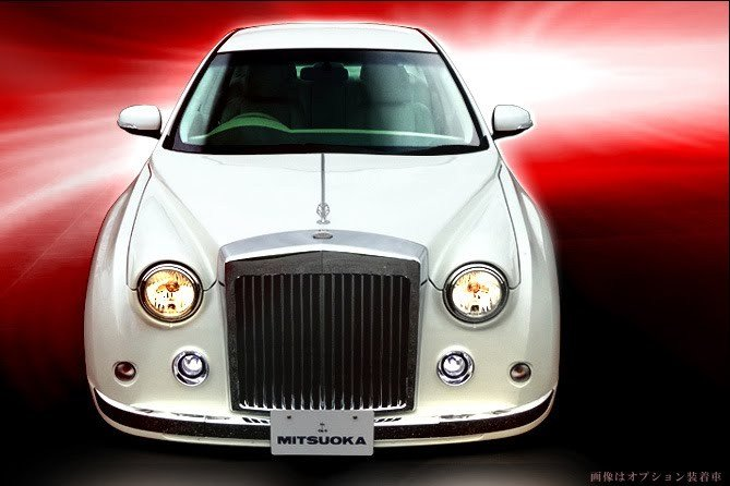 Latest Mitsuoka Launches Galue Limousine In Japan Autoevolution Free Download