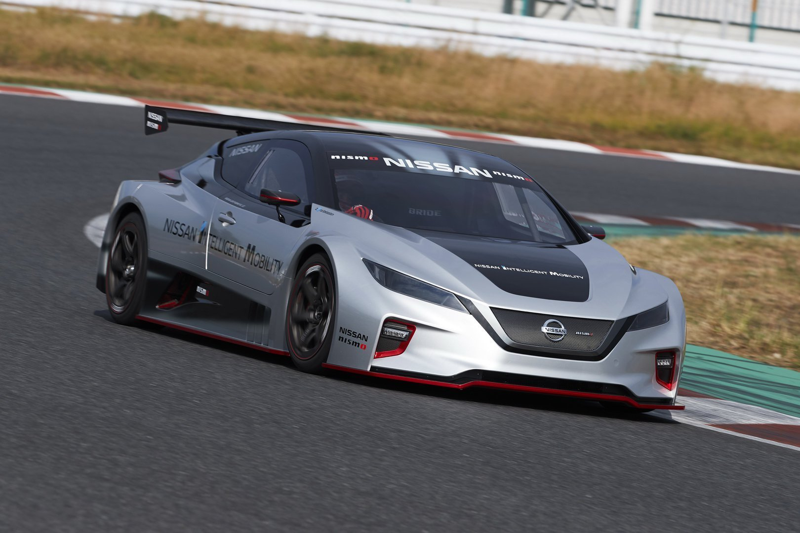 Latest Nissan Leaf Nismo Rc Electric Racing Car Churns Out 322 Free Download