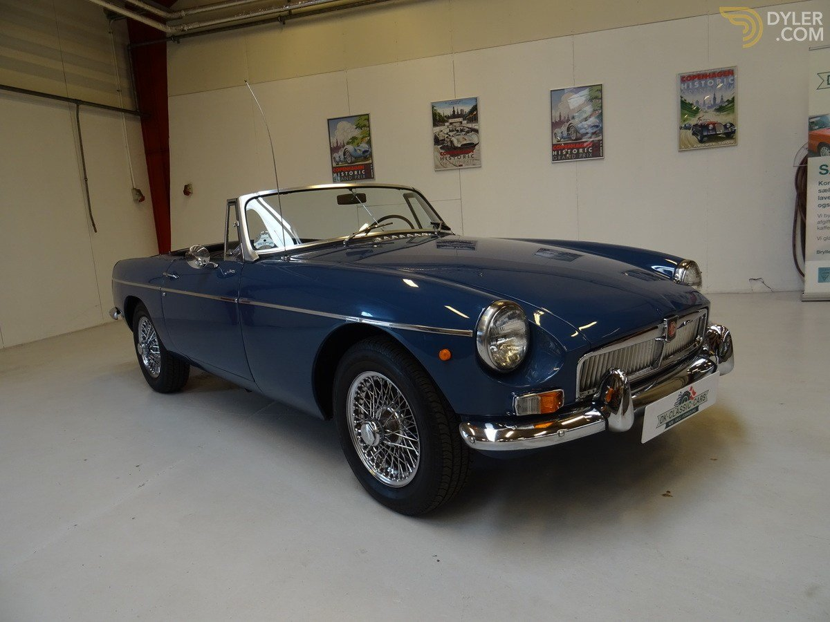 Latest Classic 1966 Mg Mgb Mark I For Sale 2089 Dyler Free Download