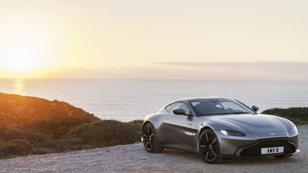 Latest The Aston Martin Vantage Is The Brand S Most Affordable Free Download