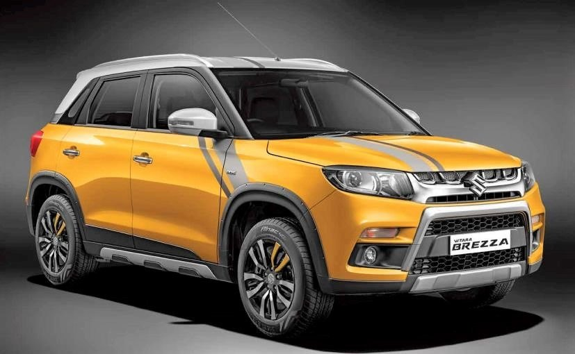 Latest Maruti Vitara Brezza Is The Indian Car Of The Year 2017 Free Download