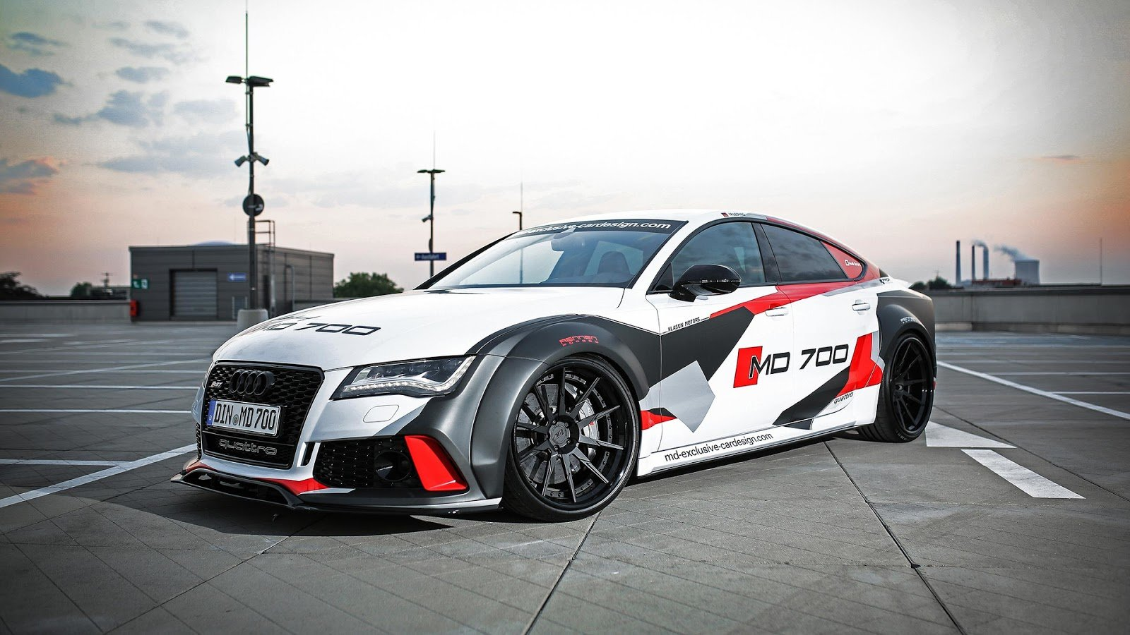 Latest Forget The Rs7 All You Need Is This Widebody Audi S7 Free Download