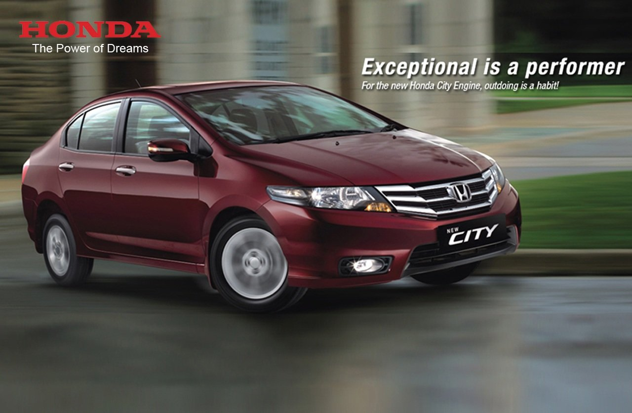 Latest Honda City Price In India Pictures Images Wallpaper And Free Download