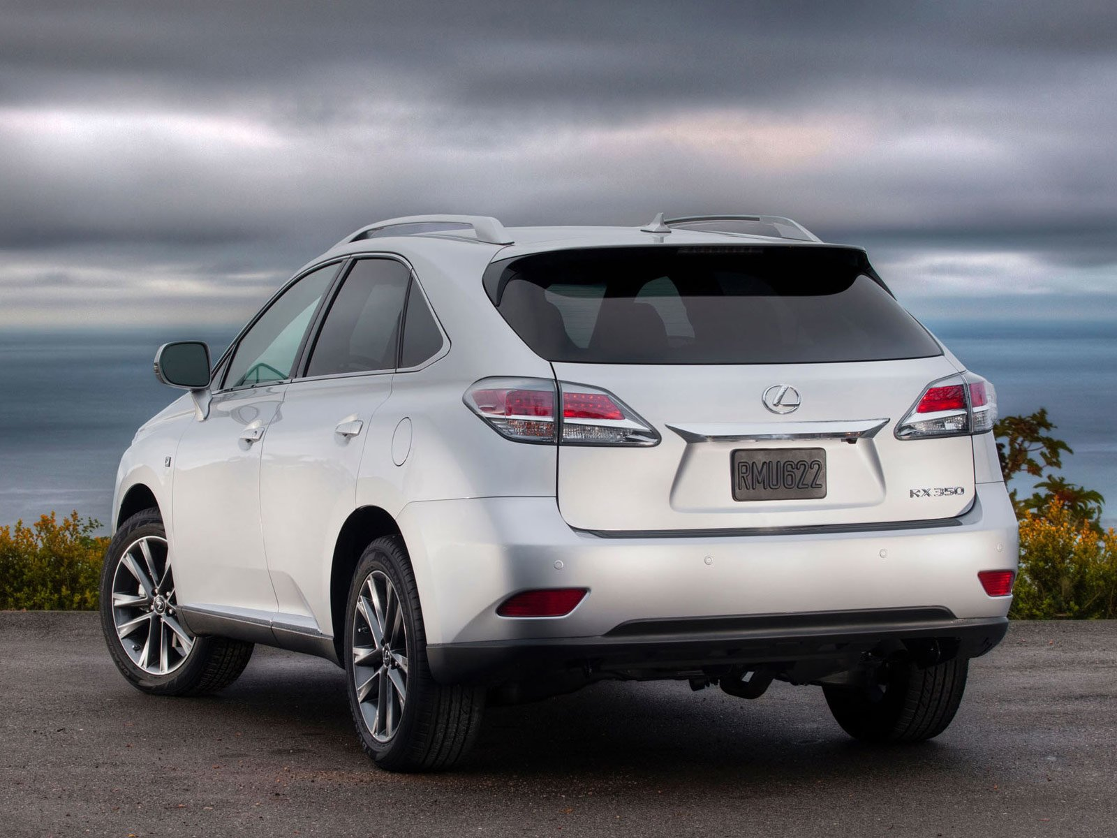 Latest 2013 Lexus Rx350F Sport Car Accident Lawyers Free Download