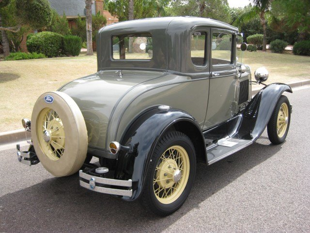 Latest 1930 Ford Model A 5 Window Coupe 70840 Free Download