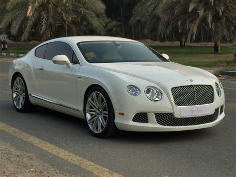 Latest 2013 Bentley Continental Gt Speed In United Arab Emirates Free Download