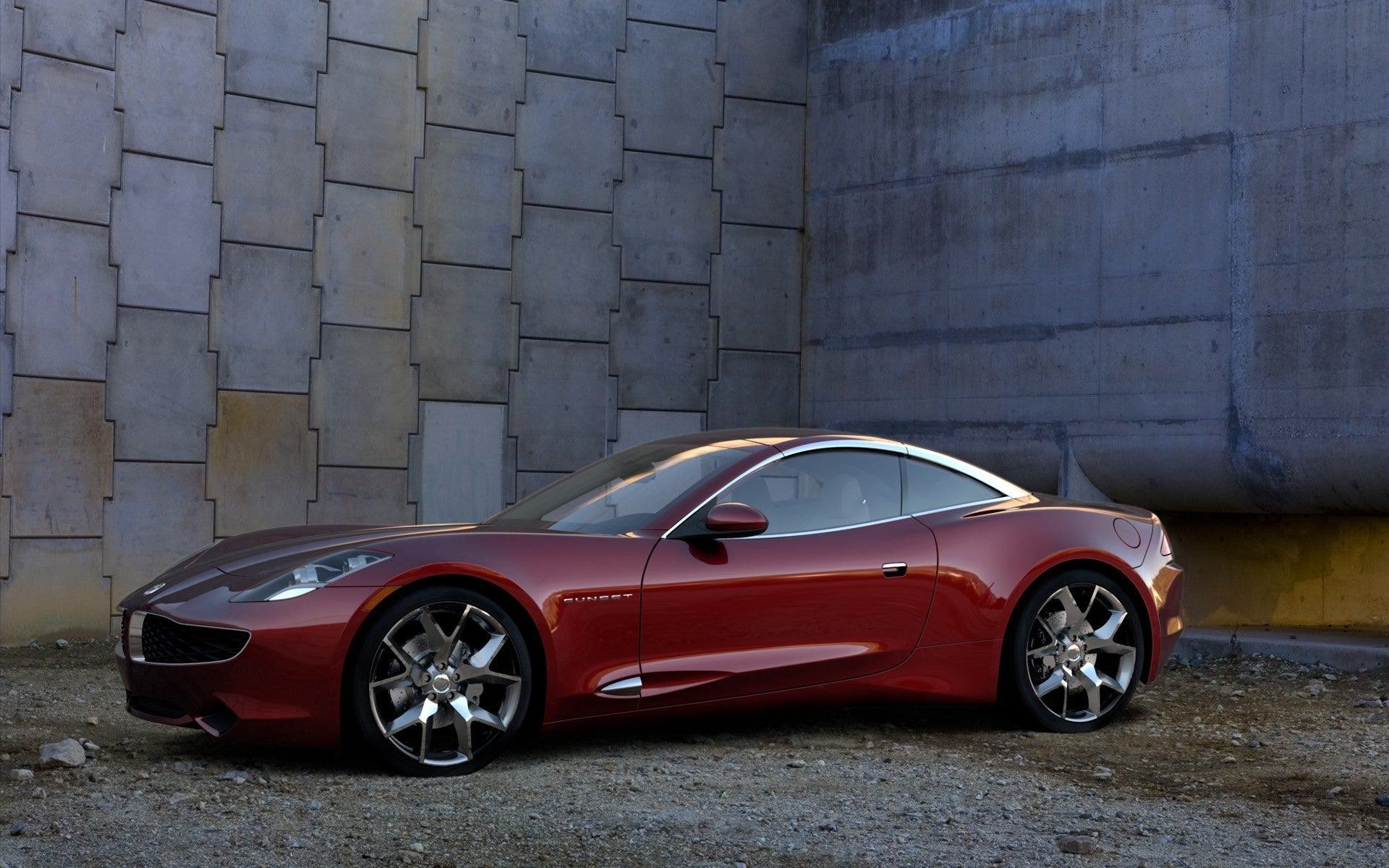 Latest Fisker Karma Powered By Quantum Technologies Again Free Download