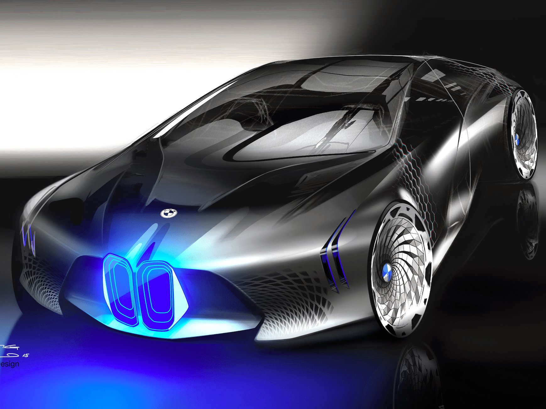 Latest Bmw Just Unveiled Its Mind Blowing Vision For Cars 100 Free Download