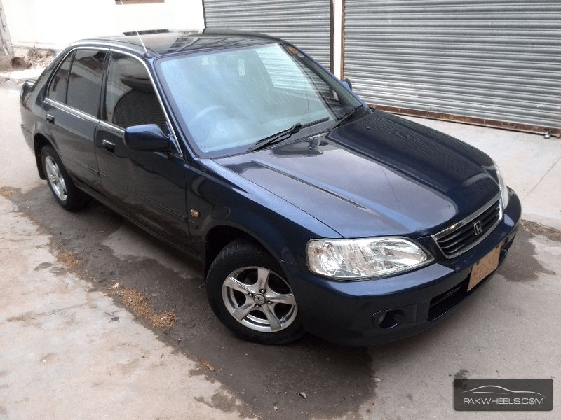 Latest Honda City Exi S Automatic 2002 For Sale In Karachi Free Download