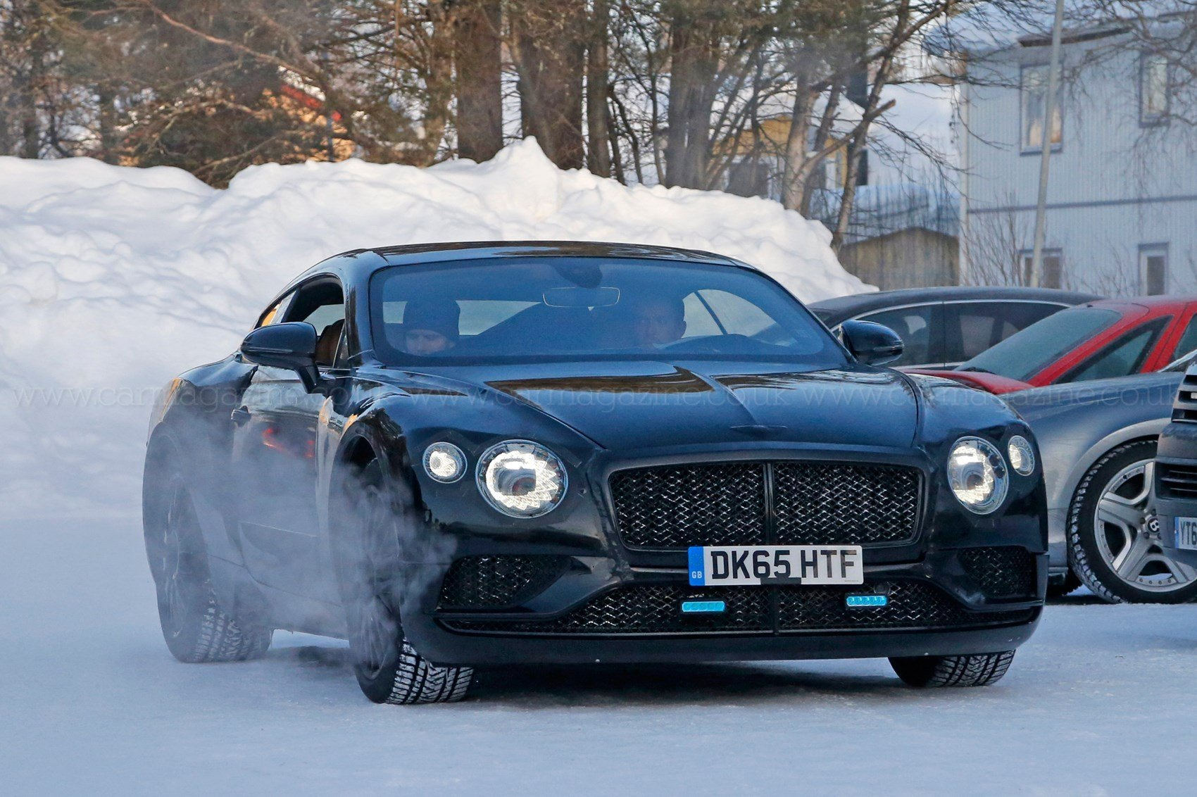 Latest Spy Photos Specs Of New 2018 Bentley Continental Gt Car Free Download