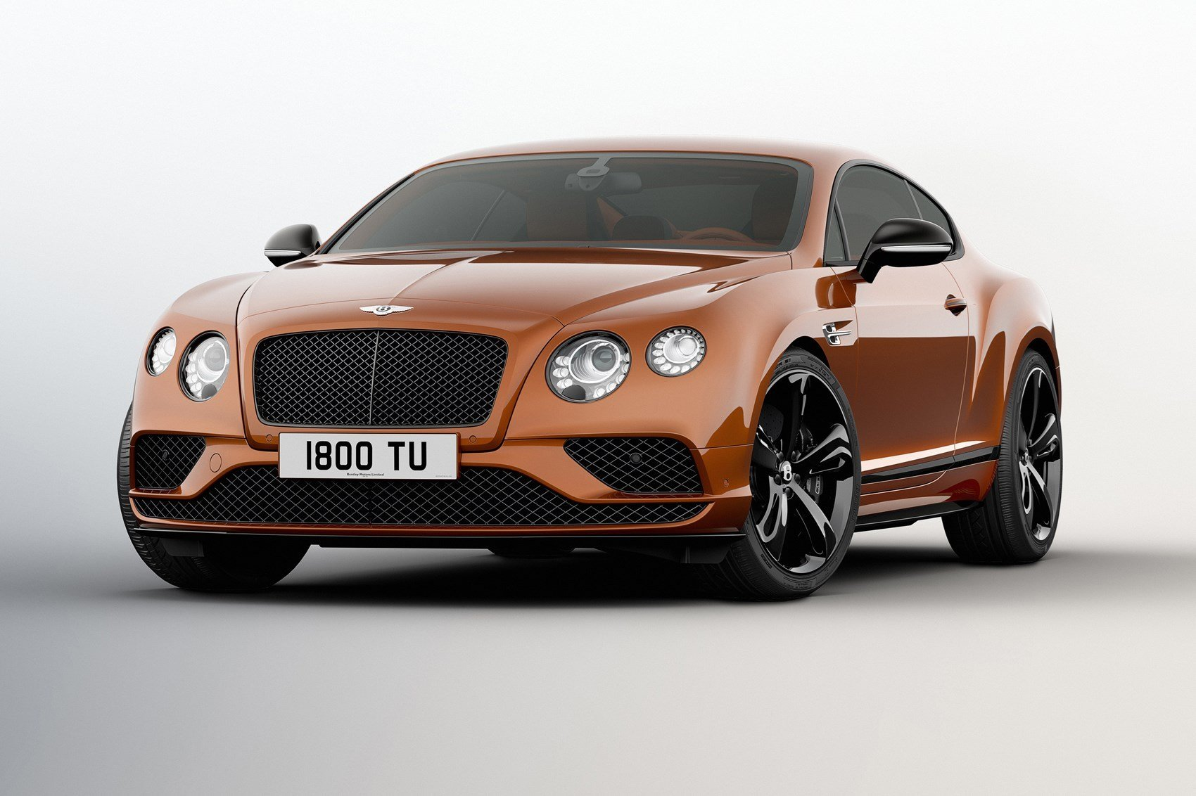 Latest Bentley Continental Gt Speed Gets Even Speedier For 2016 Free Download