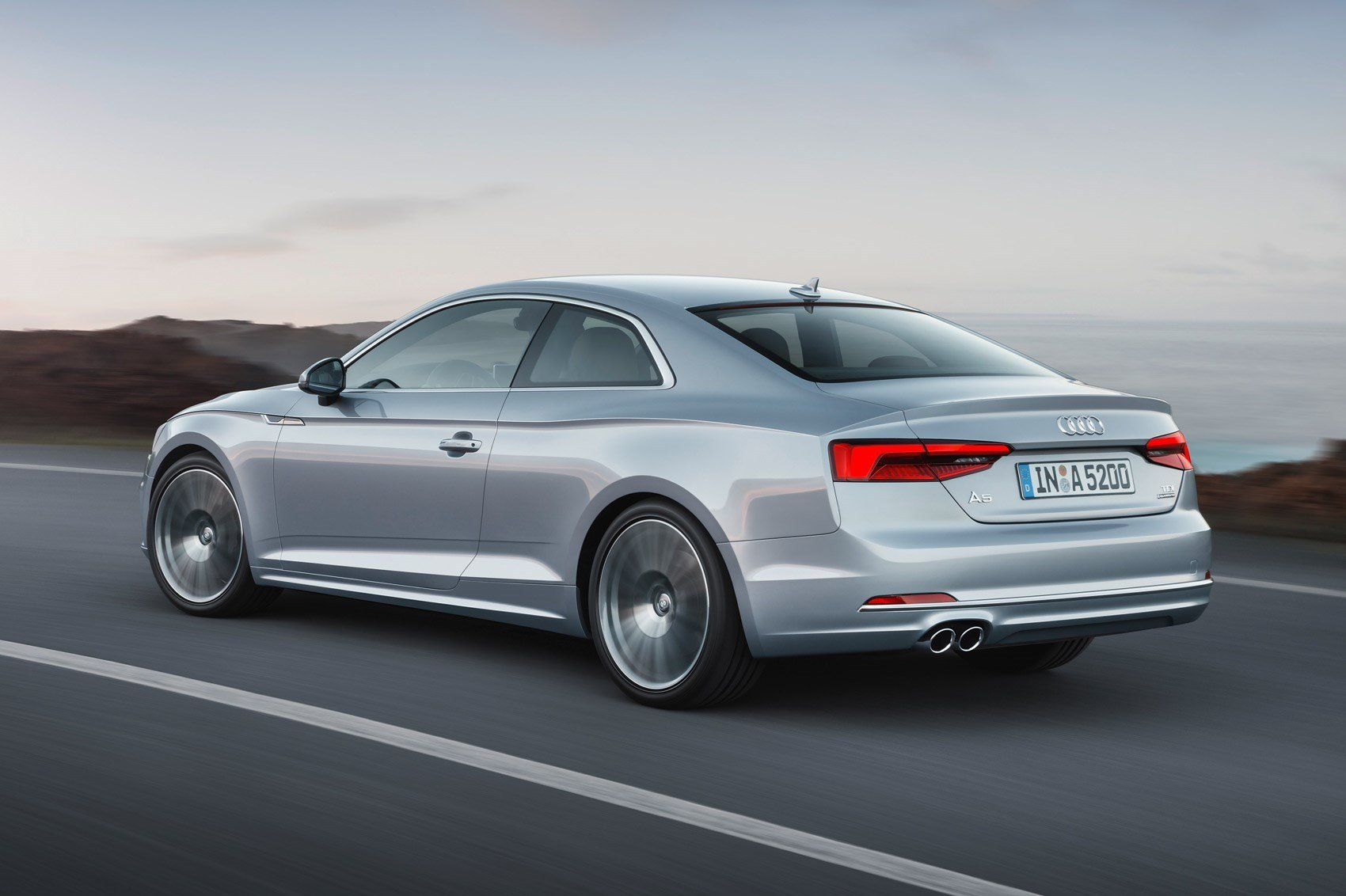 Latest New Audi A5 And S5 Revealed More Space Tech And Power Free Download