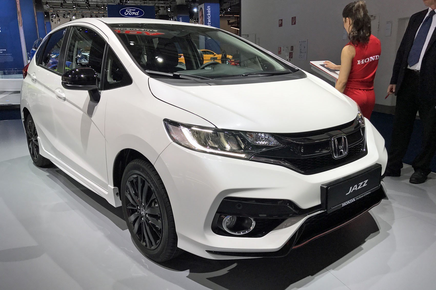 Latest New Honda Jazz 2018 Uk Prices For Facelifted Mini Civic Free Download