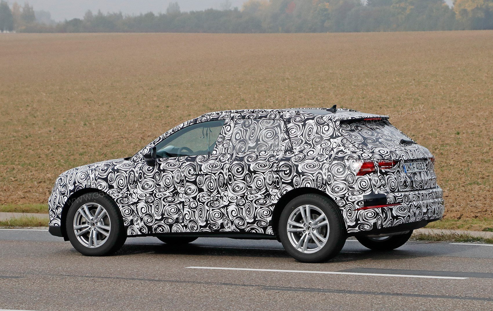 Latest New 2019 Audi Q3 Spy Photos Specs Prices On Sale Date Free Download