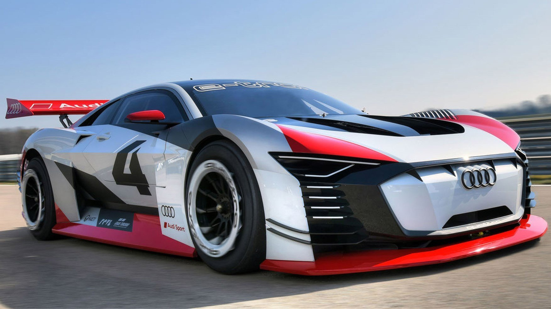 Latest Audi E Tron Vision Gran Turismo Virtual Concept To Real Free Download