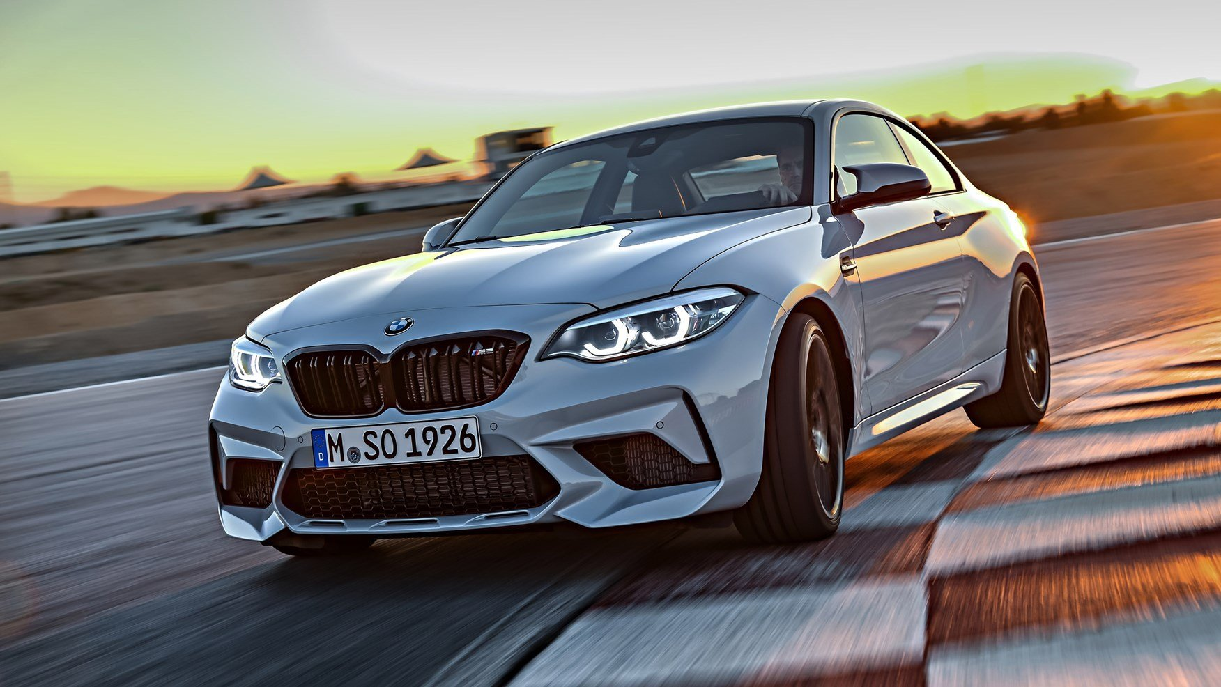 Latest Bmw M2 Goes Up To 11 Cs Or Csl Prototype Spotted Testing Free Download