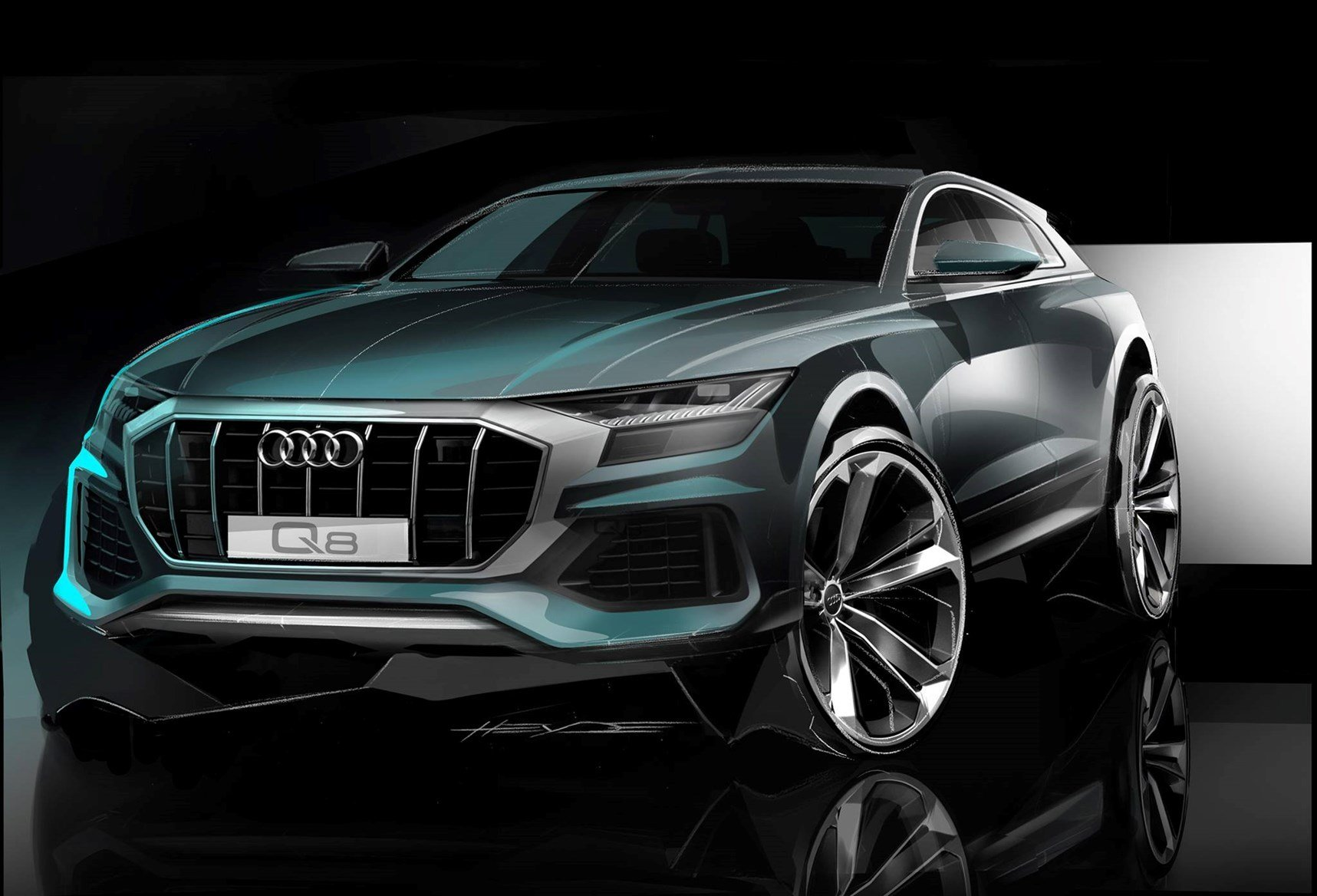 Latest Rs Q8 Spotted At The Ring Audi S Flagship Suv Gets Free Download