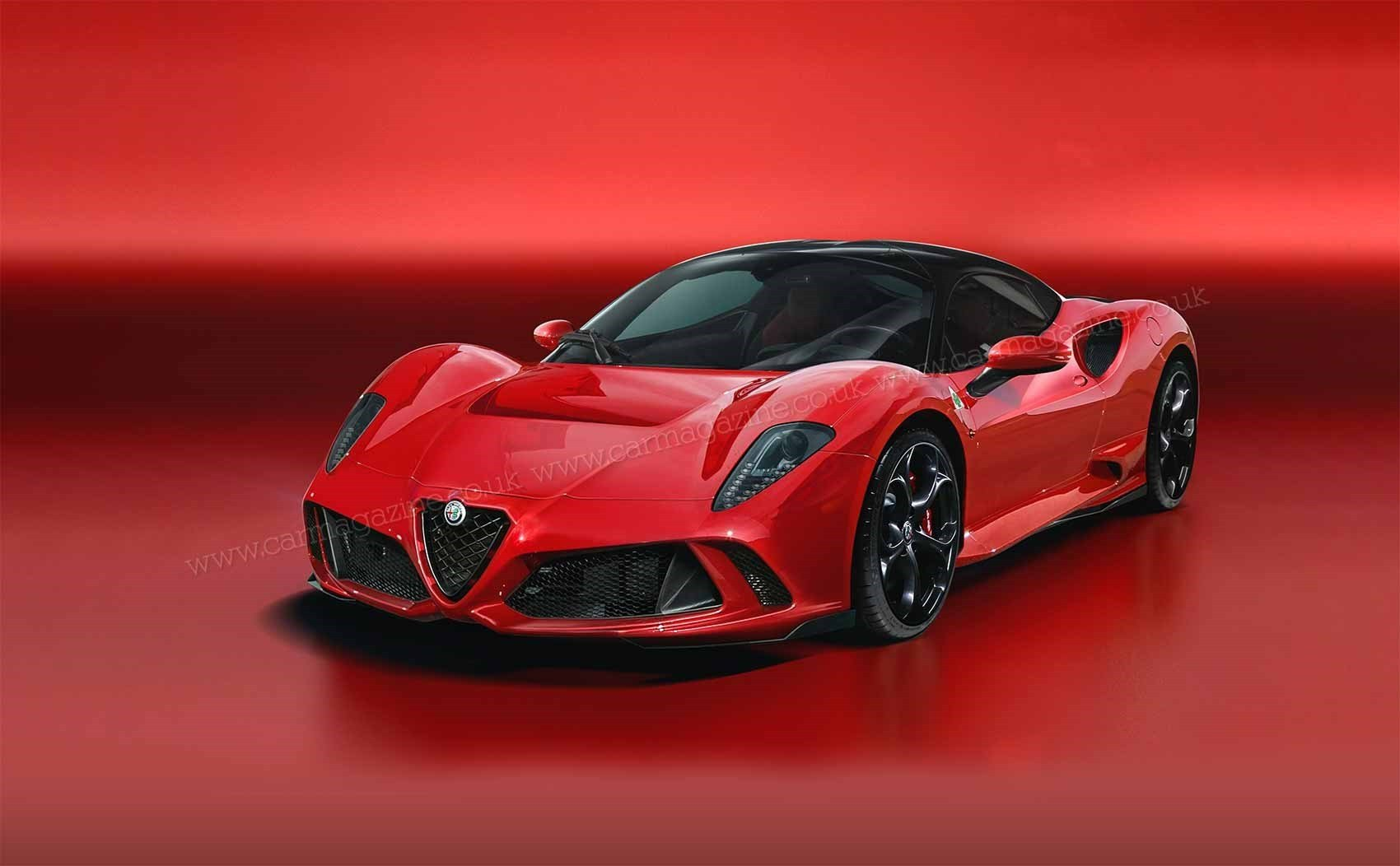 Latest 8C New Coupe And Spider Car Magazine Free Download