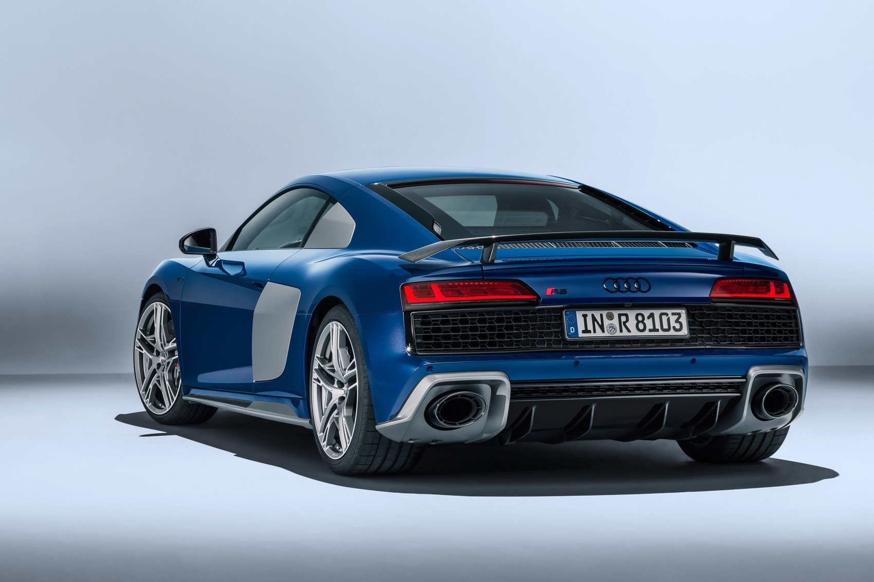 Latest Audi R8 2019 Decennium Edition Marks A Decade Of V10 Free Download