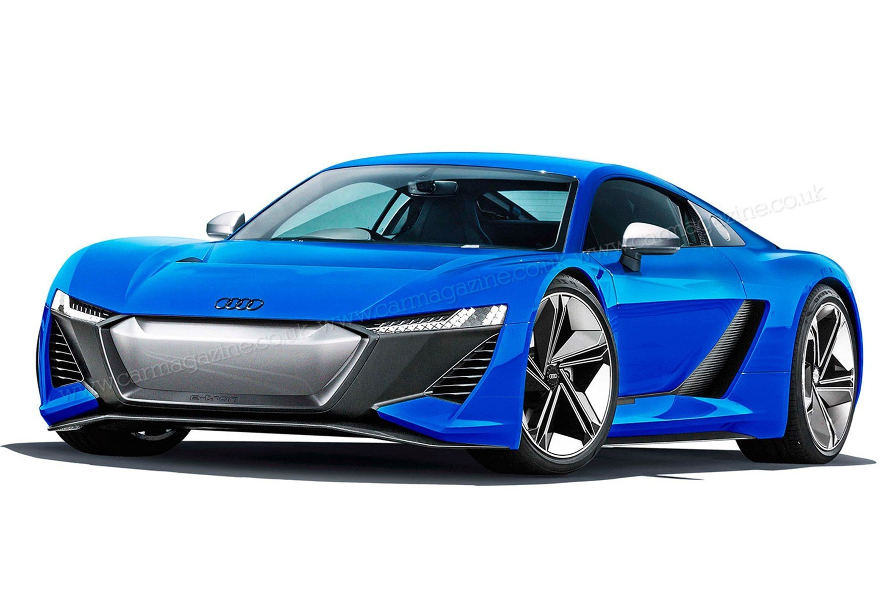 Latest Audi E Tron Gtr 2022 Electric Replacement For Audi R8 Free Download