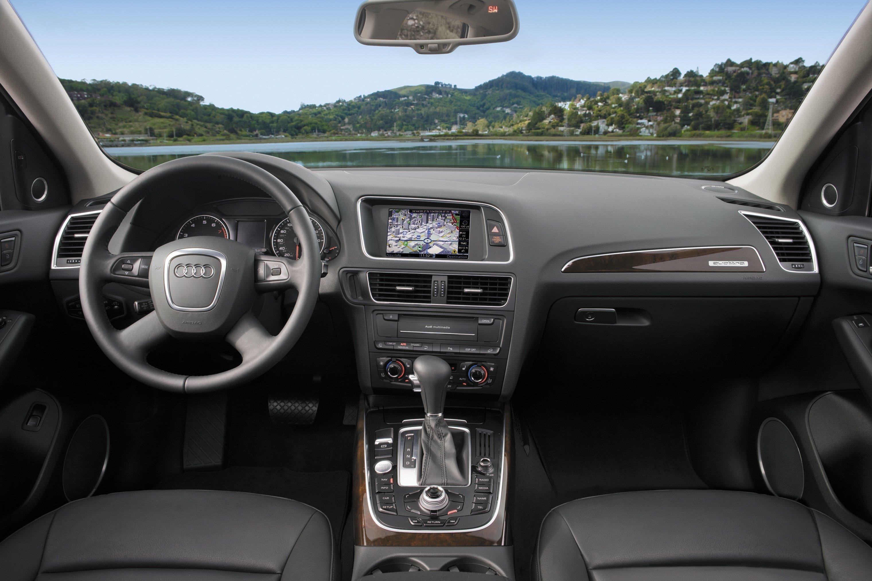 Latest Audi Q5 Frugal Luxury The Car Family Free Download
