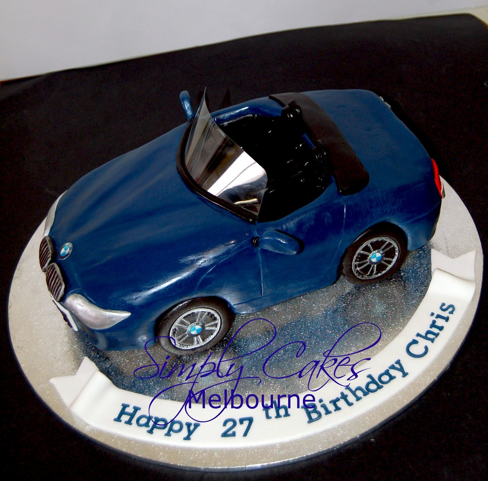 Latest Cooking In Melbourne Bmw Z4 Car Cake Free Download