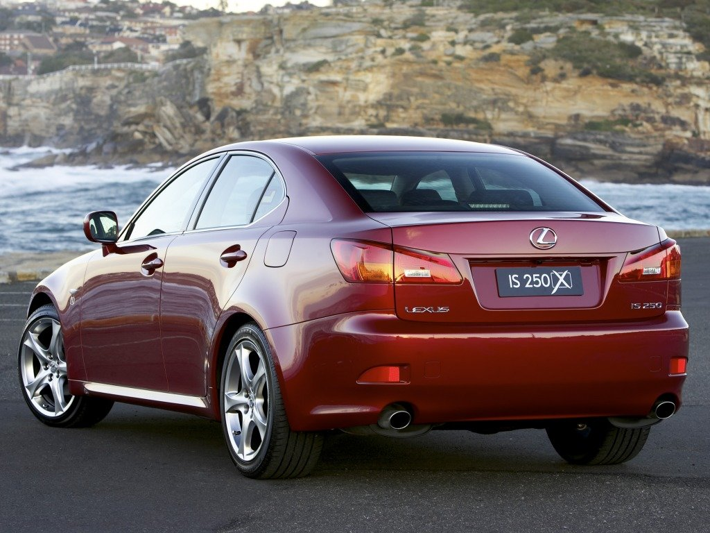 Latest Kws Cars Wallpapers Lexus Is250 Free Download