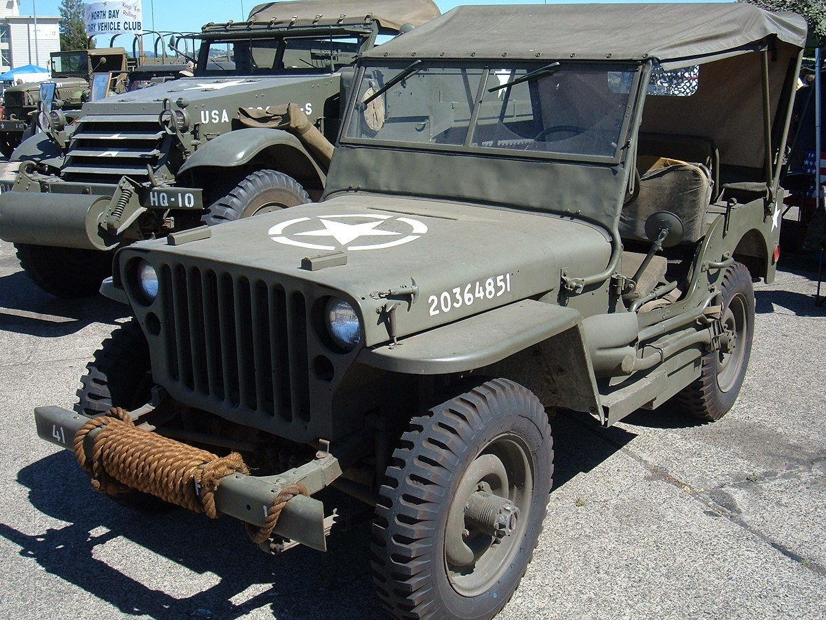 Latest Willys Mb — Wikipédia Free Download