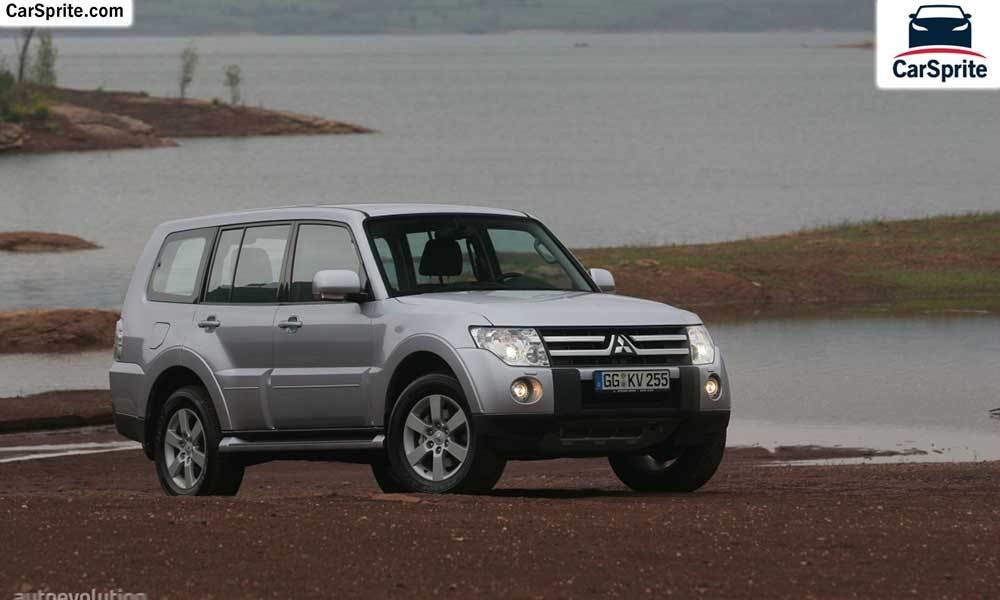 Latest Mitsubishi Pajero 2017 Prices And Specifications In Uae Free Download