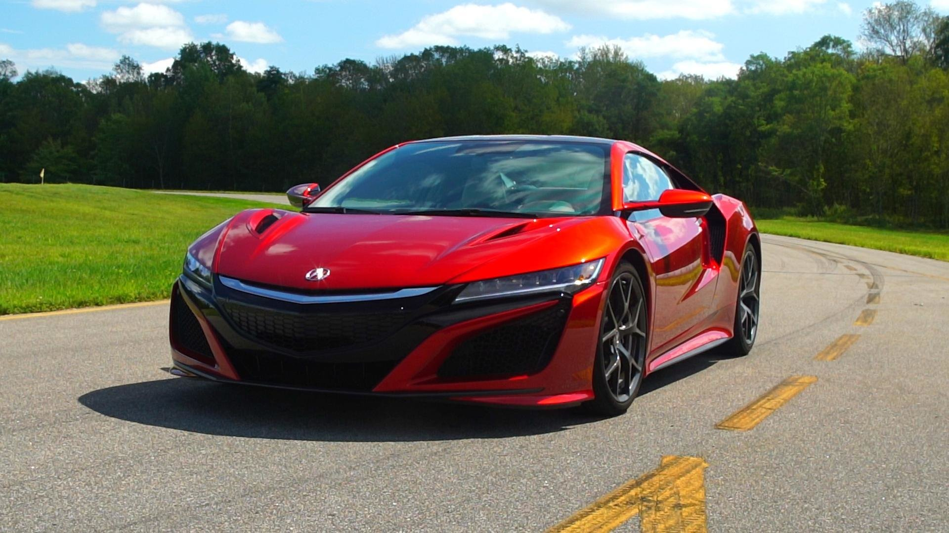Latest 2017 Acura Nsx Hybrid Is The Friendly Supercar Consumer Free Download