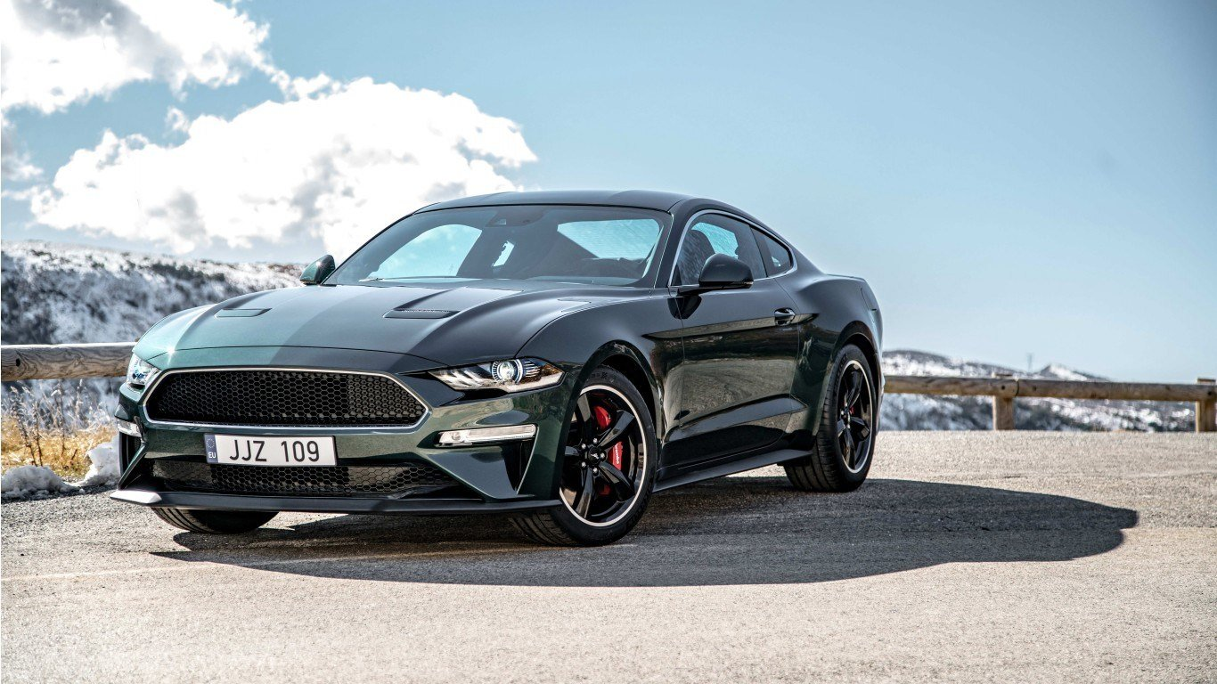 Latest 2018 Ford Mustang Bullitt 4K Wallpaper Hd Car Wallpapers Free Download
