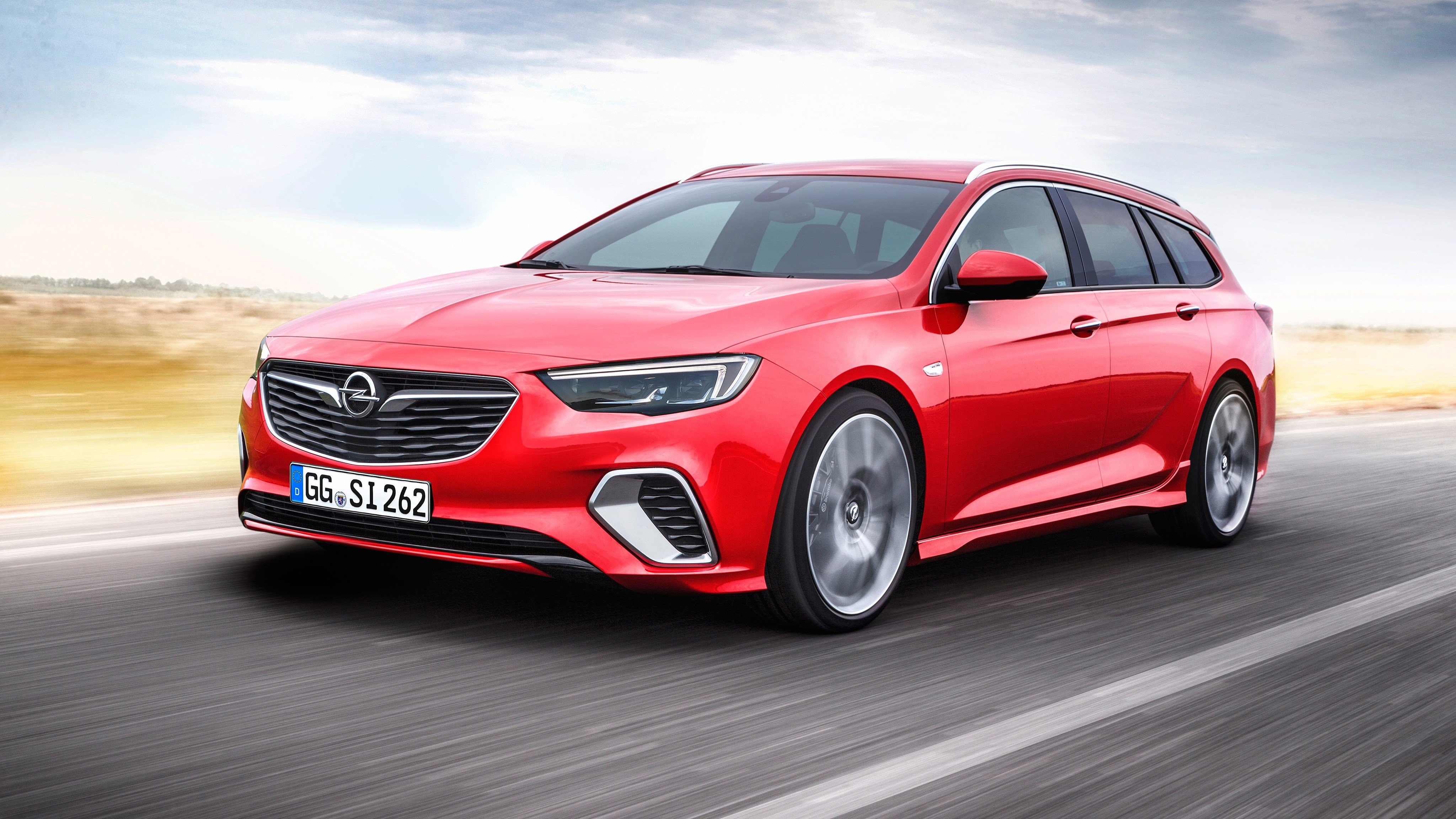 Latest 2017 Opel Insignia Sports Tourer 4K Wallpaper Hd Car Free Download