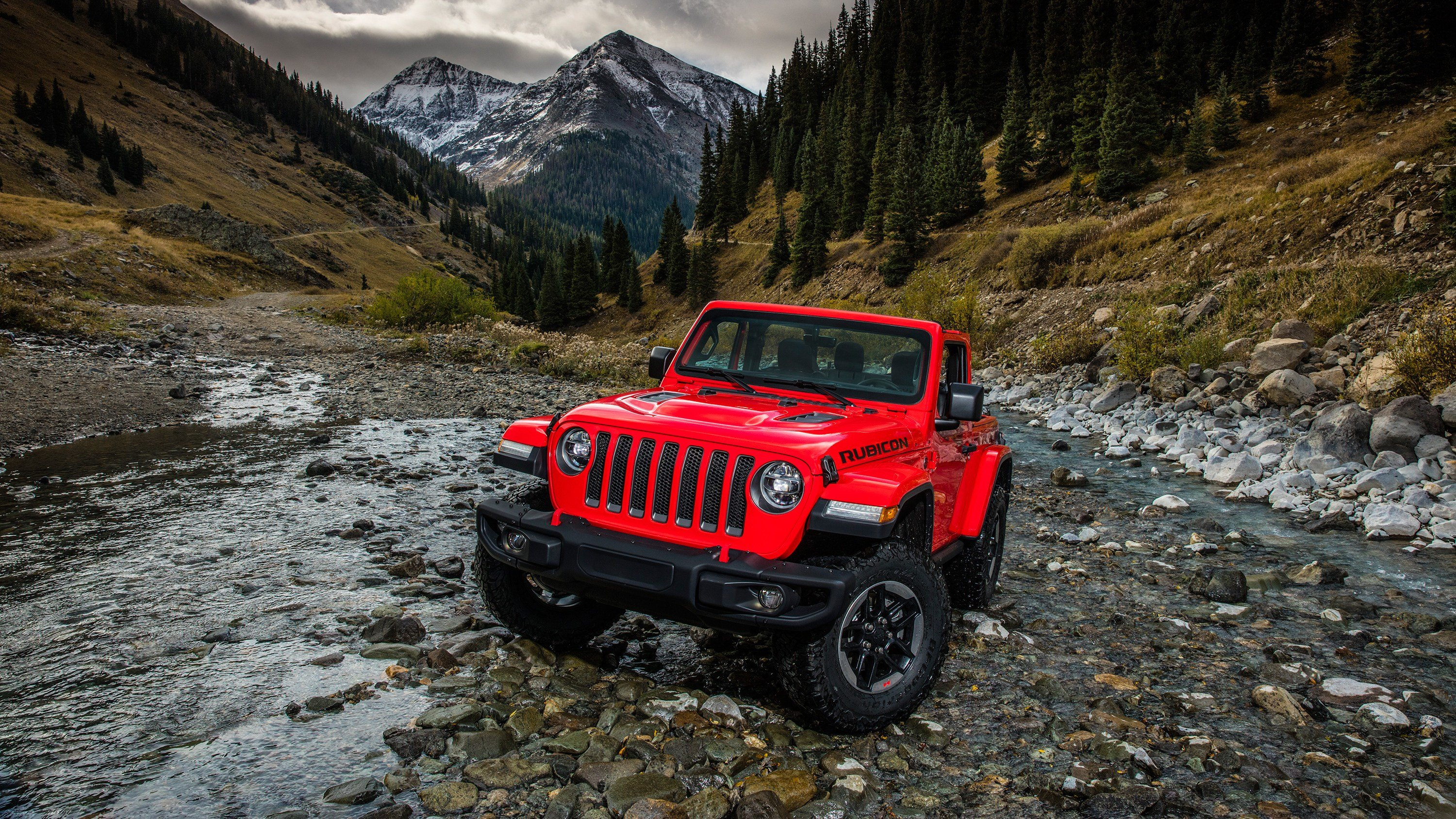 Latest 2018 Jeep Wrangler Rubicon Wallpaper Hd Car Wallpapers Free Download