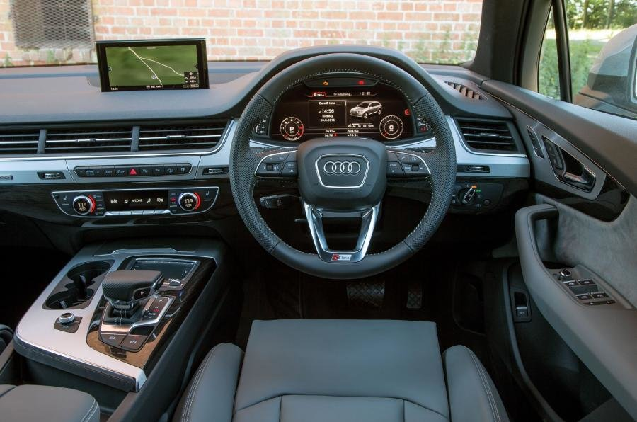 Latest Audi Q7 Interior Autocar Free Download