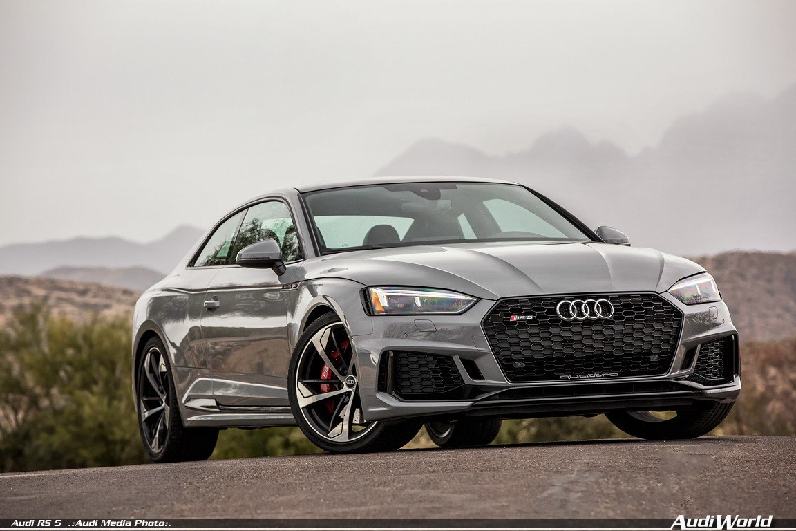 Latest On Sale Now The All New 2018 Audi Rs 5 Coupe Joins The Free Download