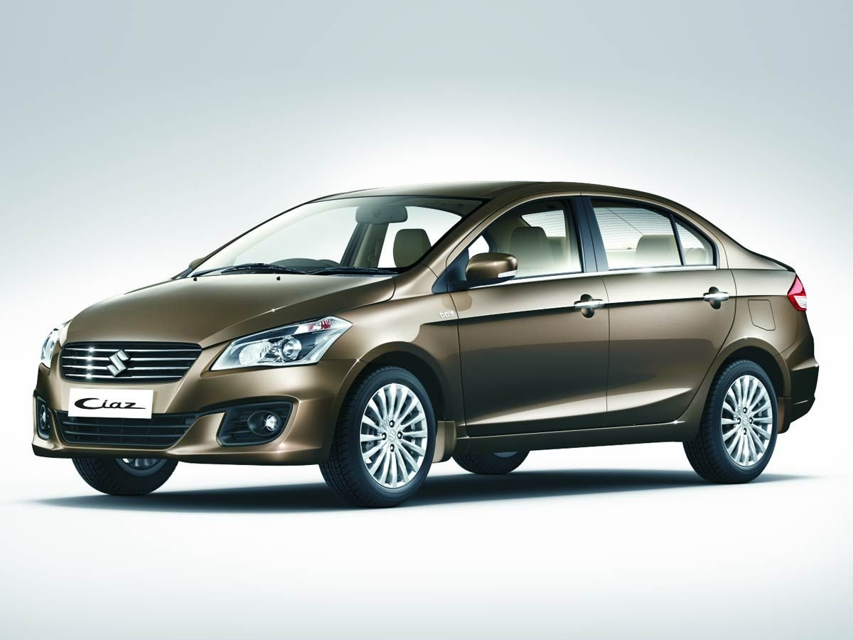 Latest Maruti Suzuki Ciaz Features Revealed Free Download