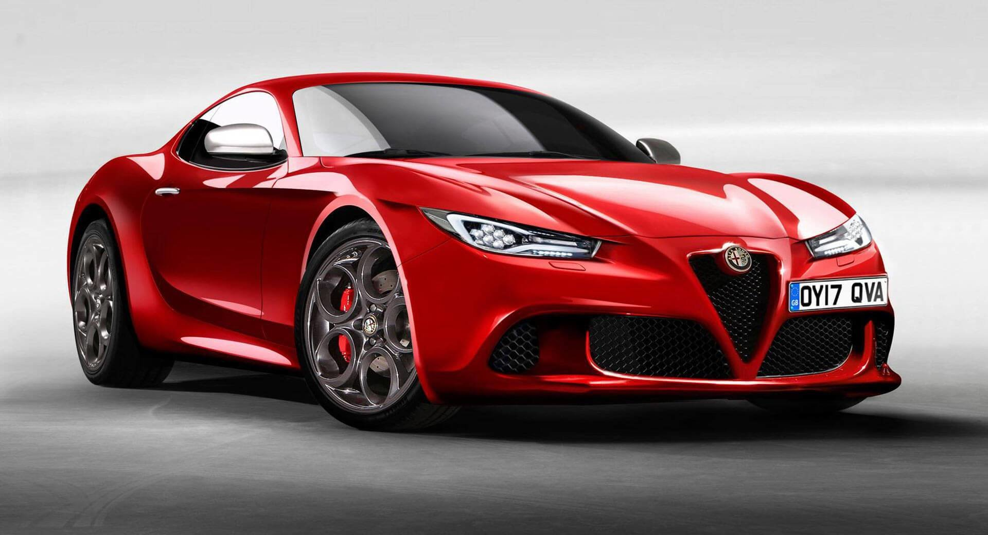 Latest Alfa Romeo 6C Sports Car Reportedly Approved For Free Download